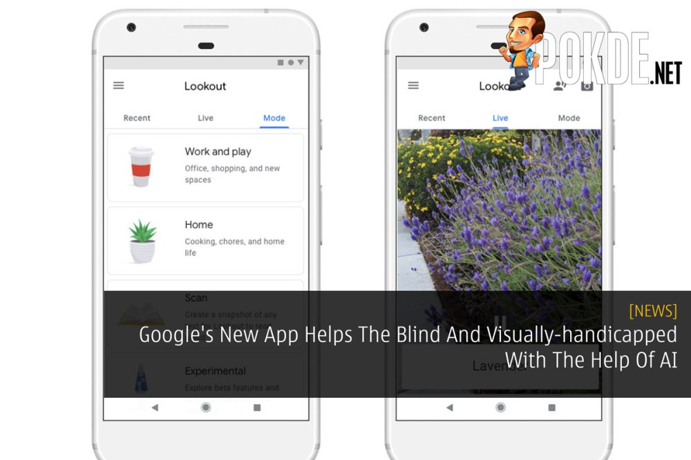Google's New App Helps The Blind And Visually-handicapped With The Help Of AI 30
