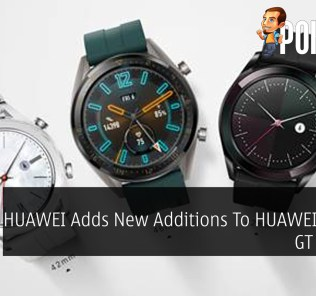 HUAWEI Adds New Additions To HUAWEI Watch GT Lineup 25