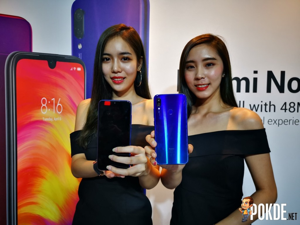 Xiaomi Redmi Note 7 Specifications for Malaysian Market
