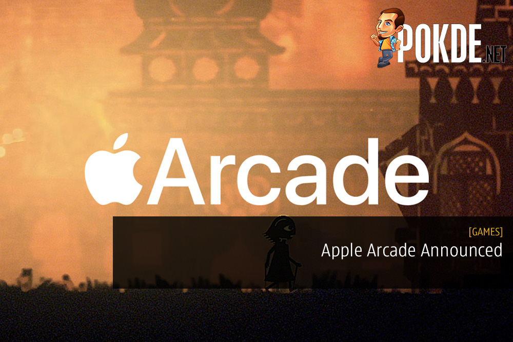 Apple Arcade Announced - New Premium Game Subscription Service Coming in 2019