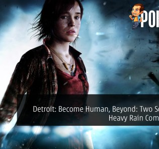 Detroit: Become Human, Beyond: Two Souls, and Heavy Rain Coming to PC