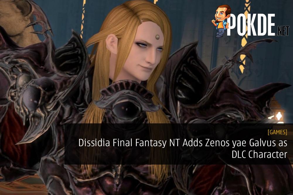 Final Fantasy XIV fans, rejoice :D #Dissidia #FinalFantasy #FFXIV #DLC #SquareEnix #PCMR #PS4