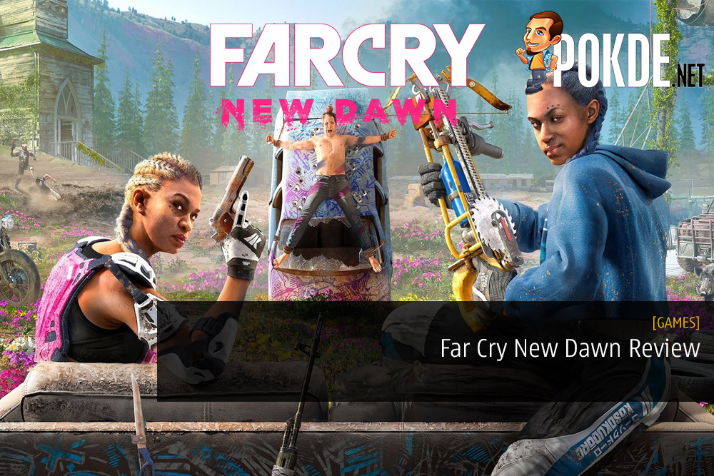 Far Cry New Dawn Review Only If You Want the Narrative Experience