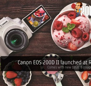 Canon EOS 200D II launched at RM2999 — comes with new DIGIC 8 image processor 42