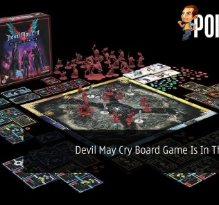 Devil May Cry Board Game Is In The Works