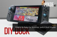 How to To Make the Nintendo Switch Dock Smaller: Step-by-Step Guide