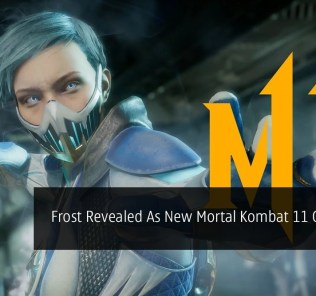 Frost Revealed As New Mortal Kombat 11 Character With Absolutely No Chill