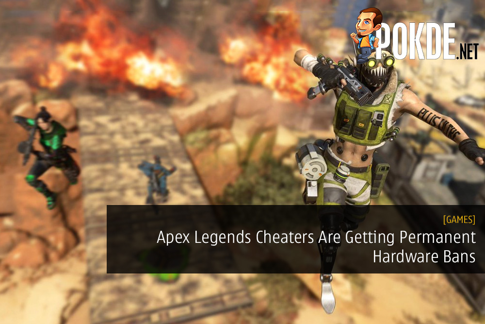 Apex Legends Cheaters Are Getting Permanent Hardware Bans