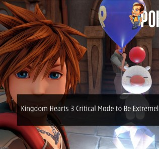 Kingdom Hearts 3 Critical Mode to Be Extremely Difficult