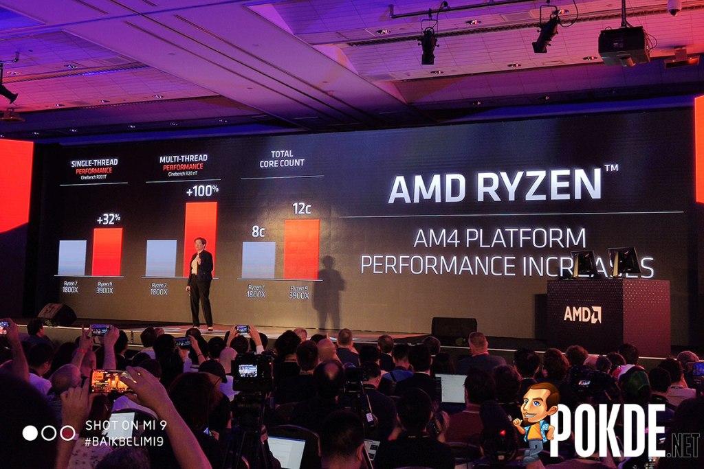 The AMD Ryzen 9 PRO 3900 is a 65W 12-core processor 17