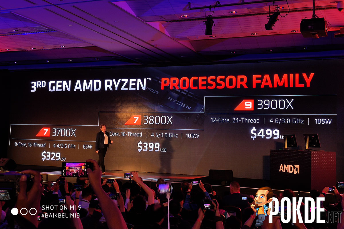 Here's the official Malaysian pricing of 3rd Gen AMD Ryzen