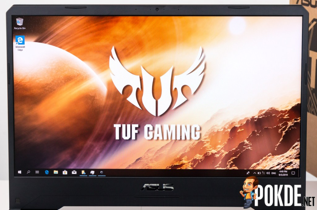 ASUS TUF Gaming FX505D Review — tough luck finding a better gaming laptop at this price! 36