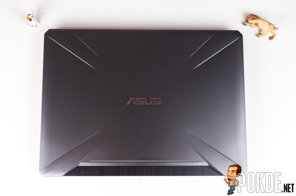 ASUS TUF Gaming FX505D Review — tough luck finding a better gaming laptop at this price! 26
