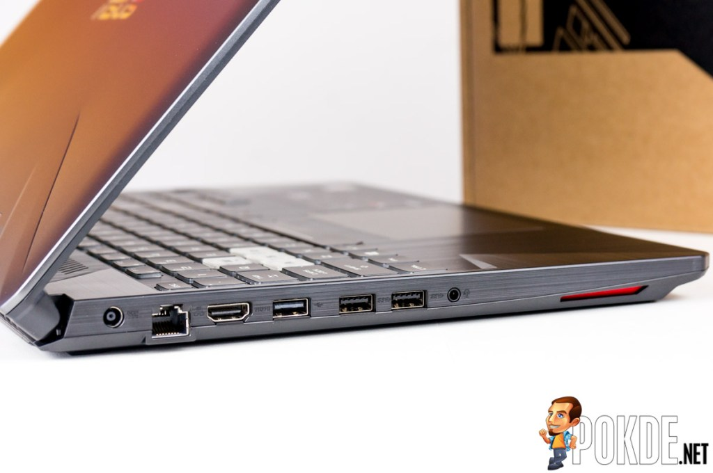ASUS TUF Gaming FX505D Review — tough luck finding a better gaming laptop at this price! 37