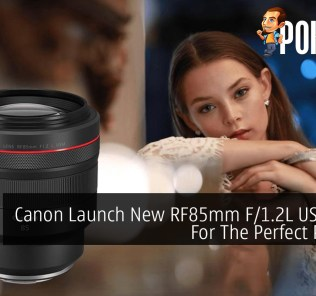 Canon Launch New RF85mm F/1.2L USM Lens For The Perfect Portrait 38