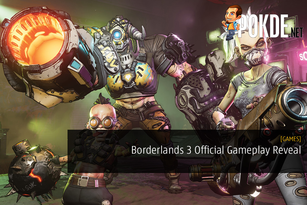 Borderlands 3 Official Gameplay Reveal