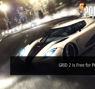 GRID 2 is Free for PC Gamers