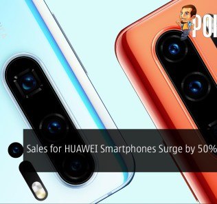 Sales for HUAWEI Smartphones Surge by 50% in Q1 2019