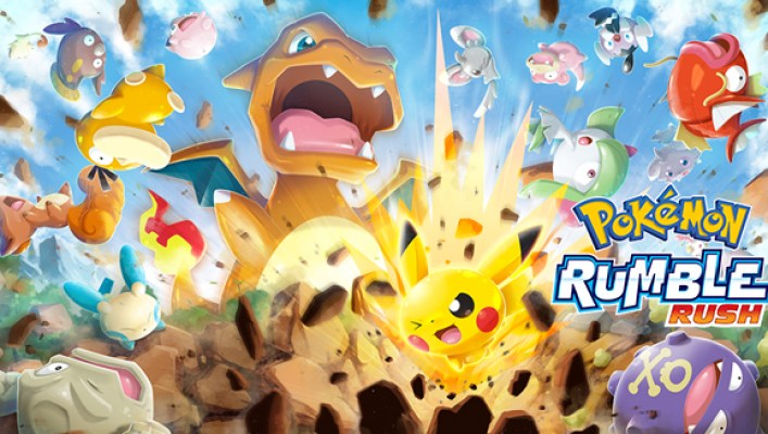 Pokemon Rumble Rush Confirmed for Android and iOS Devices