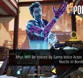 Rhys Will Be Voiced By Same Voice Actor As FFXV's Noctis in Borderlands 3