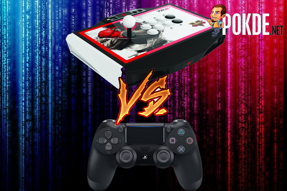 Choose Your Weapon: Gamepad VS Arcade Sticks