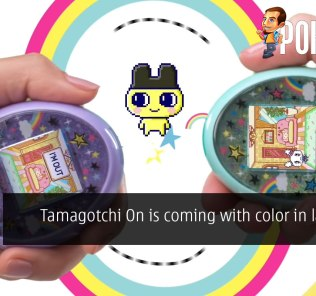 Tamagotchi On is coming with color in late July! 28