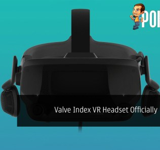 Valve Index VR Headset Officially Revealed