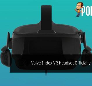 Valve Index VR Headset Officially Revealed
