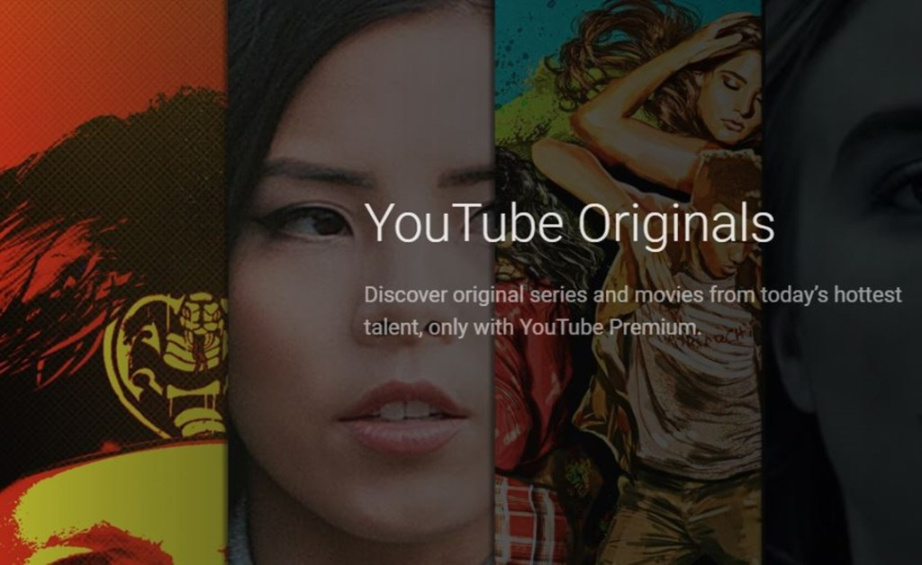 YouTube Original Shows Will Be Made Free to Watch This Year