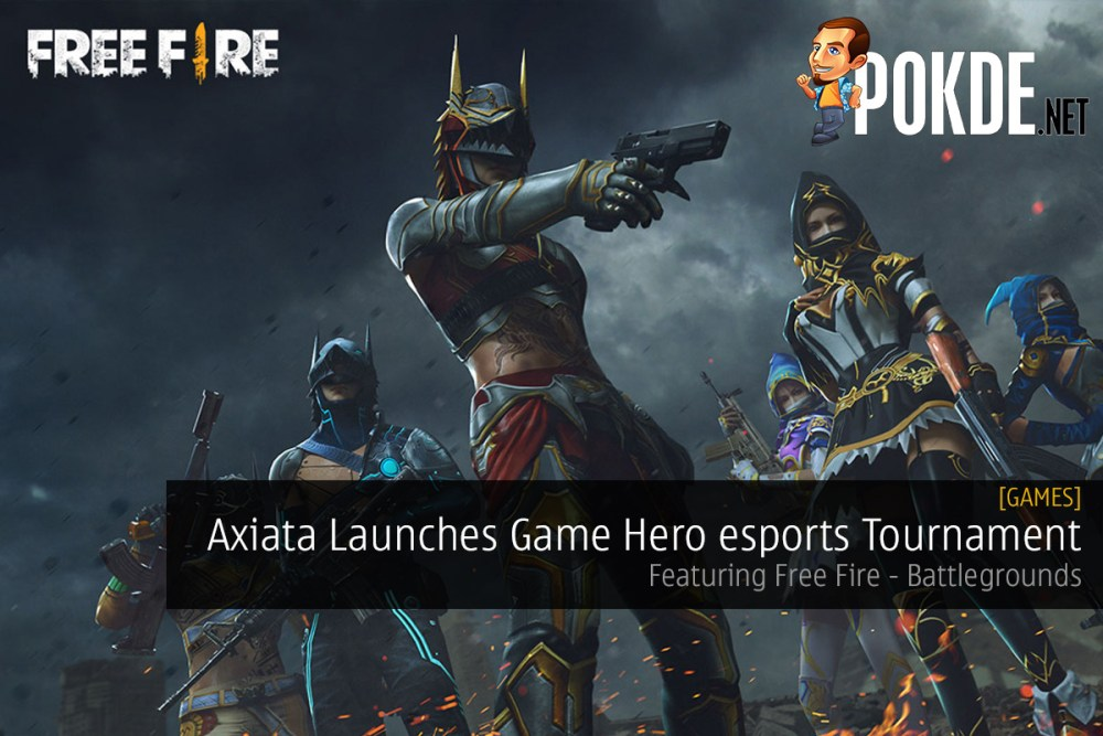 Axiata Launches Game Hero esports Tournament — Featuring Free Fire - Battlegrounds 26