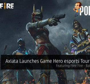 Axiata Launches Game Hero esports Tournament — Featuring Free Fire - Battlegrounds 20