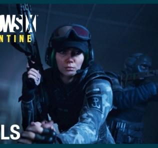 [E3 2019] Rainbow Six Quarantine Mixes Co-Op Shooter With a Bit of Horror