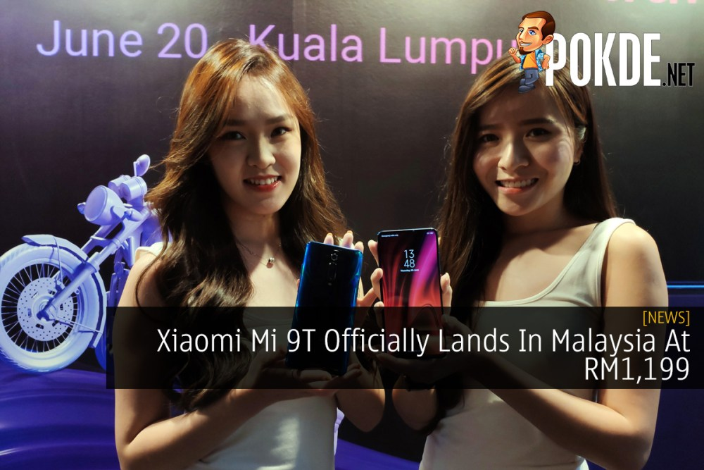 Xiaomi Mi 9T Officially Lands In Malaysia At RM1,199 17