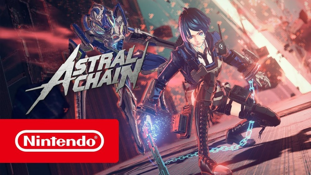 [E3 2019] Bayonetta Creators Unveil New Game Called Astral Chain