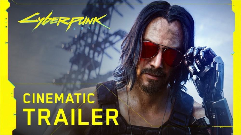 [E3 2019] Cyberpunk 2077 Release Date Confirmed