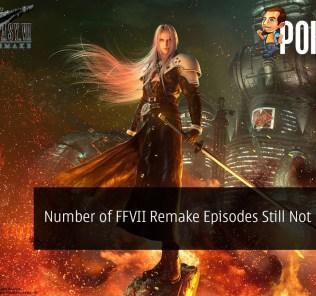 Number of Final Fantasy VII Remake Episodes Still Not Finalized Yet