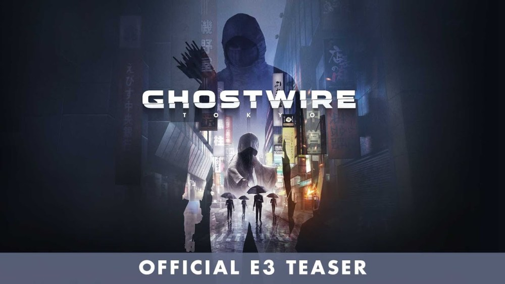 [E3 2019] GhostWire: Tokyo is Shinji Mikami's Newest Game Project