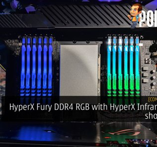 [Computex 2019] HyperX Fury DDR4 RGB with HyperX Infrared Sync showcased 23