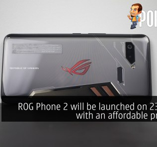 ROG Phone 2 will be launched on 23rd July with an affordable price tag 32