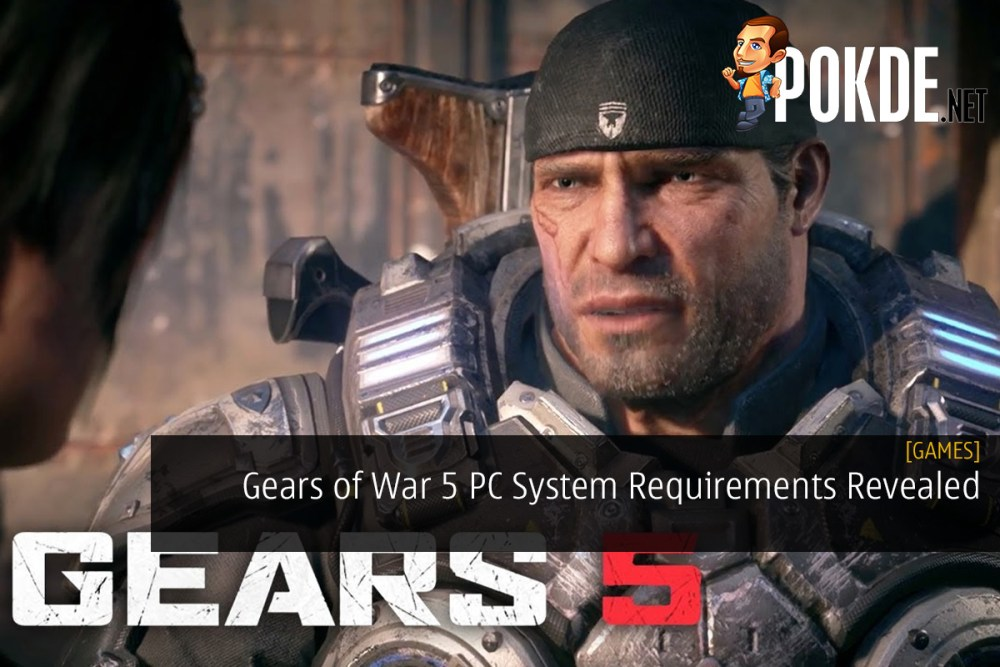 Gears of War 5 PC System Requirements Revealed 26