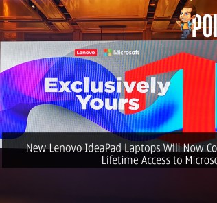 New Lenovo IdeaPad Laptops Will Now Come with Lifetime Access to Microsoft Office
