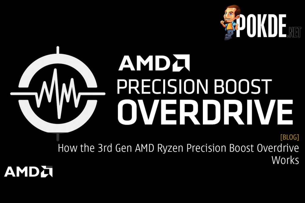 How the 3rd Gen AMD Ryzen Precision Boost Overdrive Works – Pokde