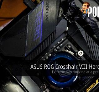 ASUS ROG Crosshair VIII Hero (WiFi) Review — extreme overclocking at a premium price 52
