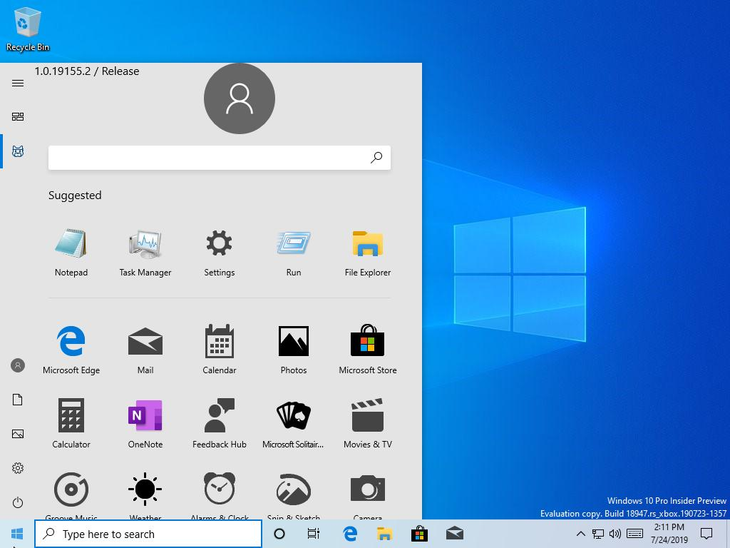 New Windows 10 Start Menu Redesign Leaked Online And It's an Eyesore