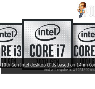 Intel expands 10th Gen Intel Core family with 14nm Comet