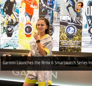 Garmin Launches the fēnix 6 Smartwatch Series in Malaysia