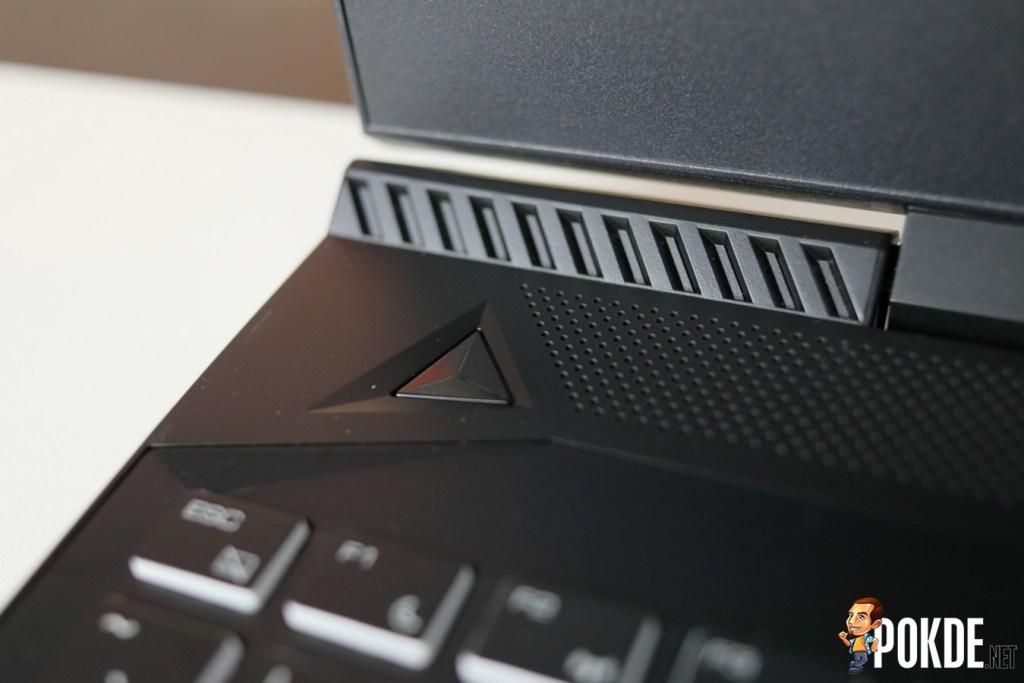 GIGABYTE AORUS 5 NA Gaming Laptop Review 36