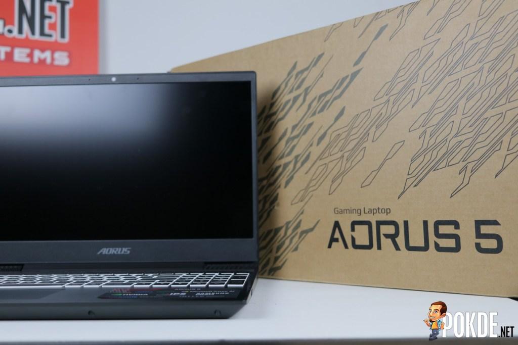 GIGABYTE AORUS 5 NA Gaming Laptop Review
