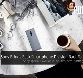 Sony Brings Back Smartphone Division Back To Malaysia — Sony Xperia 1 Available For Preorders Starting Tomorrow 120