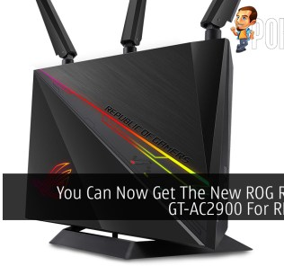 You Can Now Get The New ROG Rapture GT-AC2900 For RM1,209 46